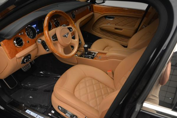 Used 2013 Bentley Mulsanne Le Mans Edition- Number 1 of 48 for sale Sold at Bentley Greenwich in Greenwich CT 06830 18