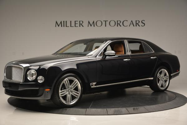 Used 2013 Bentley Mulsanne Le Mans Edition- Number 1 of 48 for sale Sold at Bentley Greenwich in Greenwich CT 06830 2
