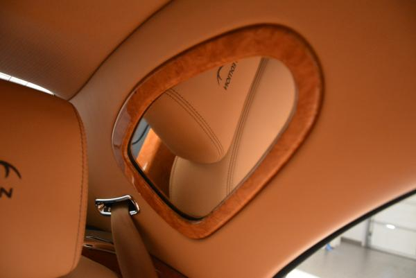 Used 2013 Bentley Mulsanne Le Mans Edition- Number 1 of 48 for sale Sold at Bentley Greenwich in Greenwich CT 06830 27
