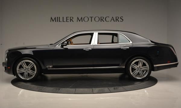 Used 2013 Bentley Mulsanne Le Mans Edition- Number 1 of 48 for sale Sold at Bentley Greenwich in Greenwich CT 06830 3