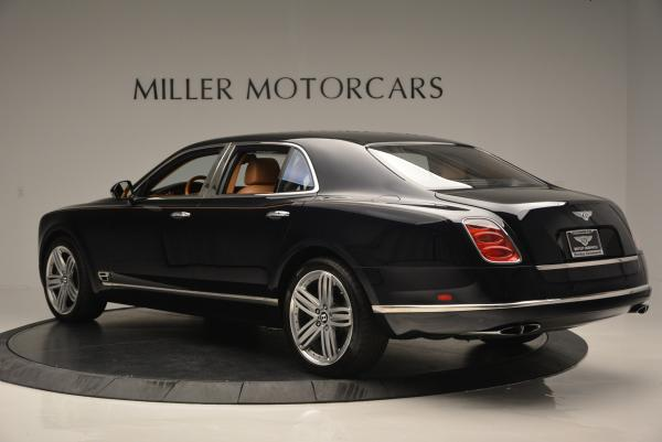 Used 2013 Bentley Mulsanne Le Mans Edition- Number 1 of 48 for sale Sold at Bentley Greenwich in Greenwich CT 06830 4