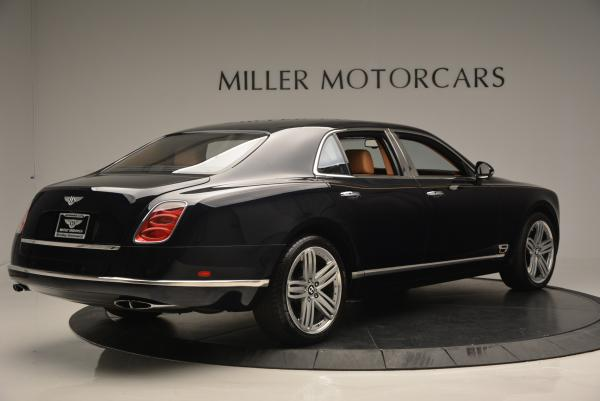 Used 2013 Bentley Mulsanne Le Mans Edition- Number 1 of 48 for sale Sold at Bentley Greenwich in Greenwich CT 06830 8