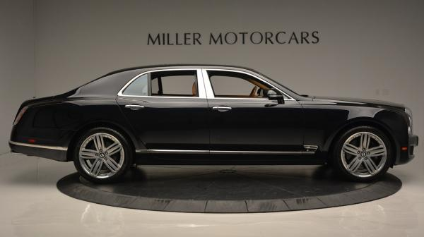 Used 2013 Bentley Mulsanne Le Mans Edition- Number 1 of 48 for sale Sold at Bentley Greenwich in Greenwich CT 06830 9