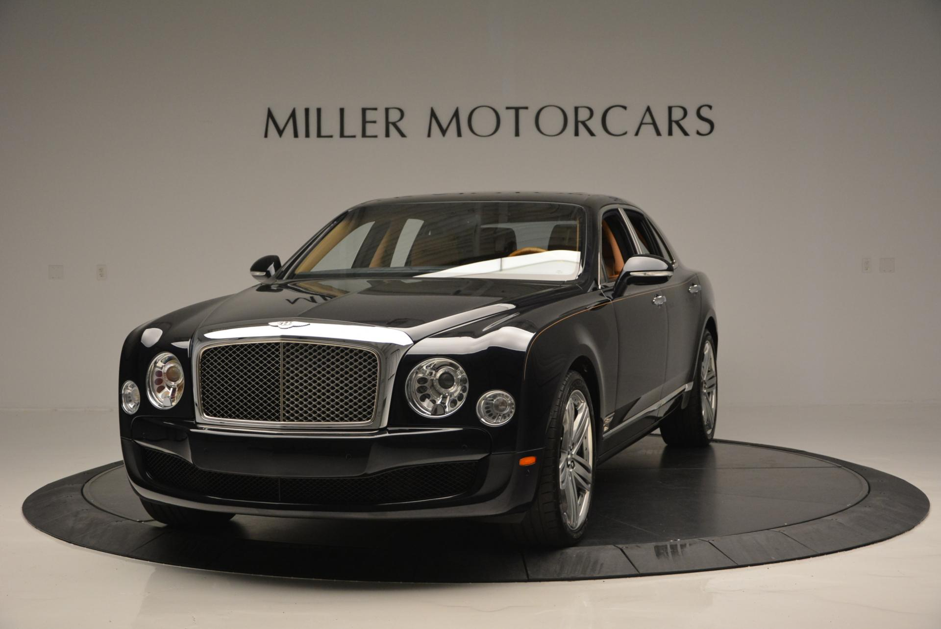 Used 2013 Bentley Mulsanne Le Mans Edition- Number 1 of 48 for sale Sold at Bentley Greenwich in Greenwich CT 06830 1