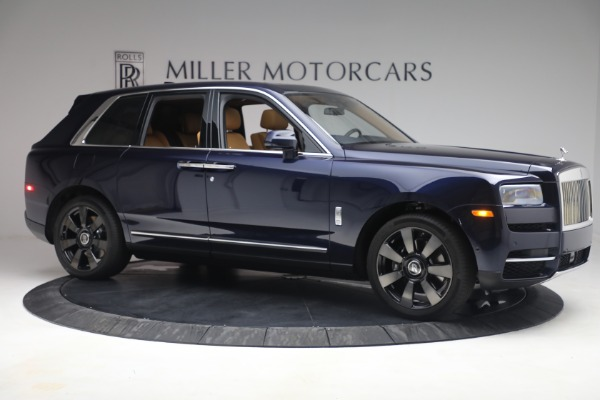 Used 2020 Rolls-Royce Cullinan for sale Call for price at Bentley Greenwich in Greenwich CT 06830 11