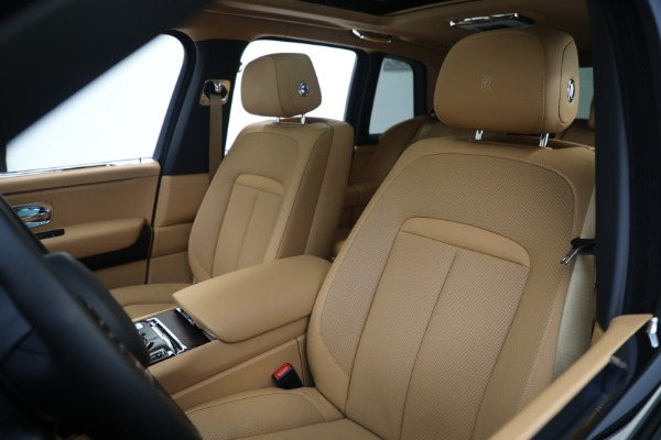 Used 2020 Rolls-Royce Cullinan for sale Call for price at Bentley Greenwich in Greenwich CT 06830 13