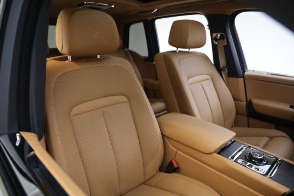 Used 2020 Rolls-Royce Cullinan for sale Call for price at Bentley Greenwich in Greenwich CT 06830 14