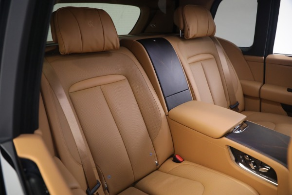 Used 2020 Rolls-Royce Cullinan for sale Call for price at Bentley Greenwich in Greenwich CT 06830 17