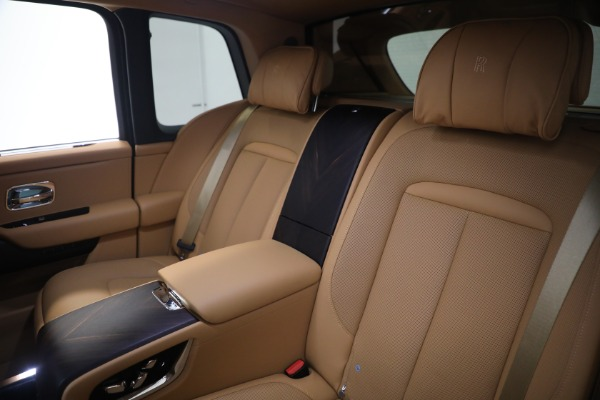 Used 2020 Rolls-Royce Cullinan for sale Call for price at Bentley Greenwich in Greenwich CT 06830 18