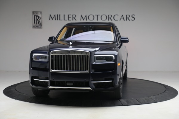 Used 2020 Rolls-Royce Cullinan for sale Call for price at Bentley Greenwich in Greenwich CT 06830 2