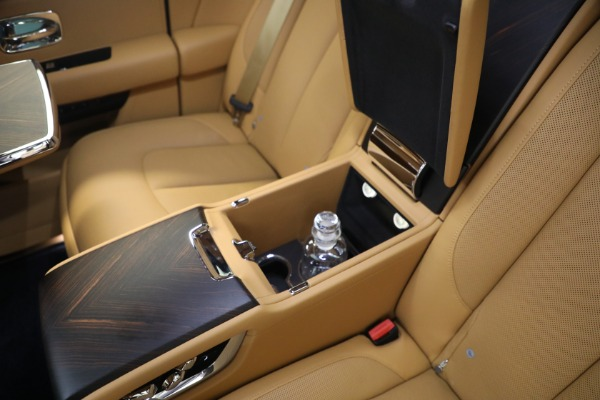 Used 2020 Rolls-Royce Cullinan for sale Call for price at Bentley Greenwich in Greenwich CT 06830 22