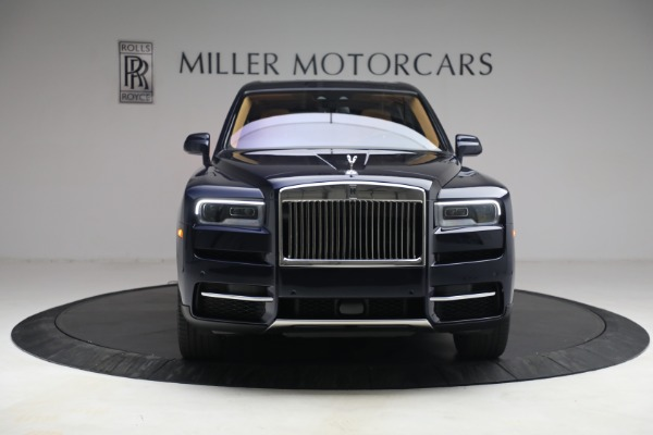 Used 2020 Rolls-Royce Cullinan for sale Call for price at Bentley Greenwich in Greenwich CT 06830 3