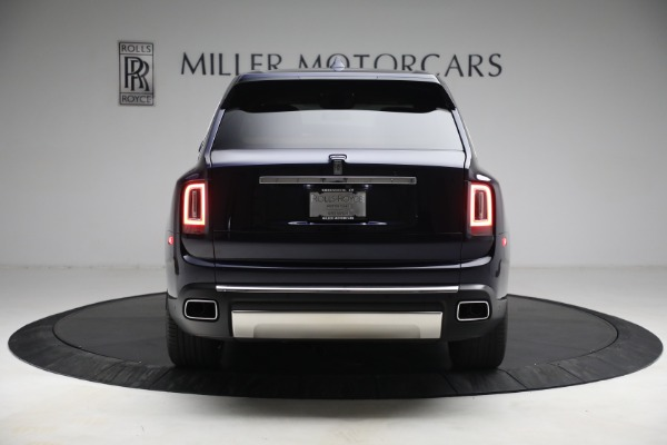 Used 2020 Rolls-Royce Cullinan for sale Call for price at Bentley Greenwich in Greenwich CT 06830 7