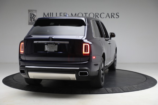 Used 2020 Rolls-Royce Cullinan for sale Call for price at Bentley Greenwich in Greenwich CT 06830 8