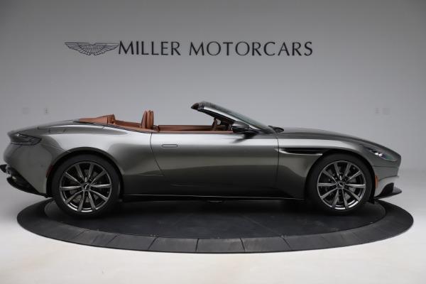 New 2020 Aston Martin DB11 Volante Volante for sale $264,266 at Bentley Greenwich in Greenwich CT 06830 10