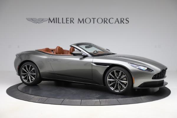 New 2020 Aston Martin DB11 Volante Volante for sale $264,266 at Bentley Greenwich in Greenwich CT 06830 11