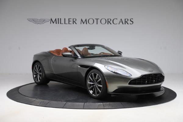 New 2020 Aston Martin DB11 Volante Volante for sale $264,266 at Bentley Greenwich in Greenwich CT 06830 12