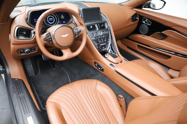 New 2020 Aston Martin DB11 Volante Volante for sale $264,266 at Bentley Greenwich in Greenwich CT 06830 13