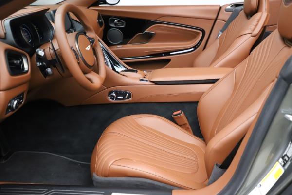 New 2020 Aston Martin DB11 Volante Volante for sale $264,266 at Bentley Greenwich in Greenwich CT 06830 14