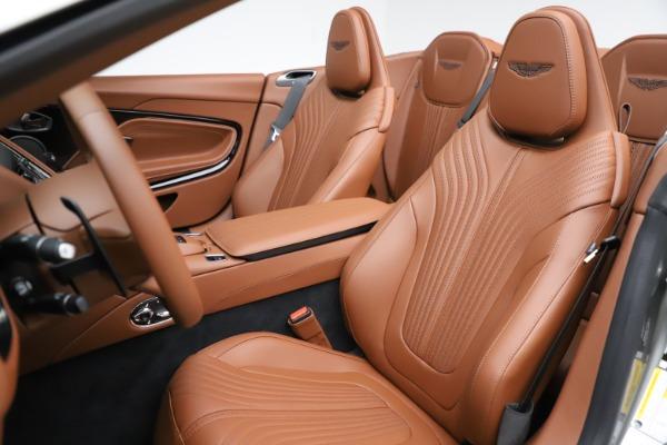 New 2020 Aston Martin DB11 Volante Volante for sale $264,266 at Bentley Greenwich in Greenwich CT 06830 15