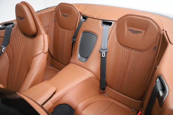 New 2020 Aston Martin DB11 Volante Volante for sale $264,266 at Bentley Greenwich in Greenwich CT 06830 16