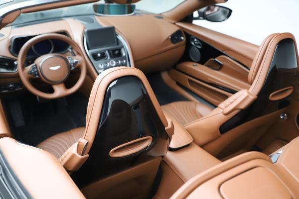New 2020 Aston Martin DB11 Volante Volante for sale $264,266 at Bentley Greenwich in Greenwich CT 06830 17