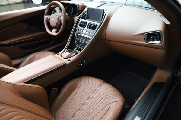 New 2020 Aston Martin DB11 Volante Volante for sale $264,266 at Bentley Greenwich in Greenwich CT 06830 18