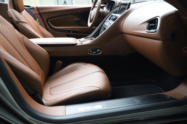 New 2020 Aston Martin DB11 Volante Volante for sale $264,266 at Bentley Greenwich in Greenwich CT 06830 19