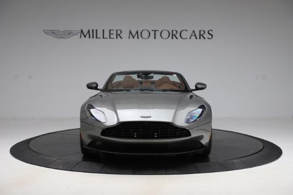New 2020 Aston Martin DB11 Volante Volante for sale $264,266 at Bentley Greenwich in Greenwich CT 06830 2