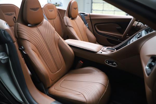 New 2020 Aston Martin DB11 Volante Volante for sale $264,266 at Bentley Greenwich in Greenwich CT 06830 20