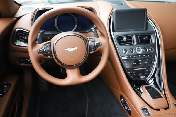 New 2020 Aston Martin DB11 Volante Volante for sale $264,266 at Bentley Greenwich in Greenwich CT 06830 21