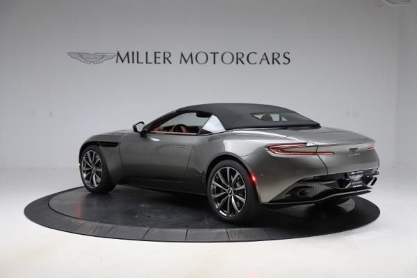 New 2020 Aston Martin DB11 Volante Volante for sale $264,266 at Bentley Greenwich in Greenwich CT 06830 23