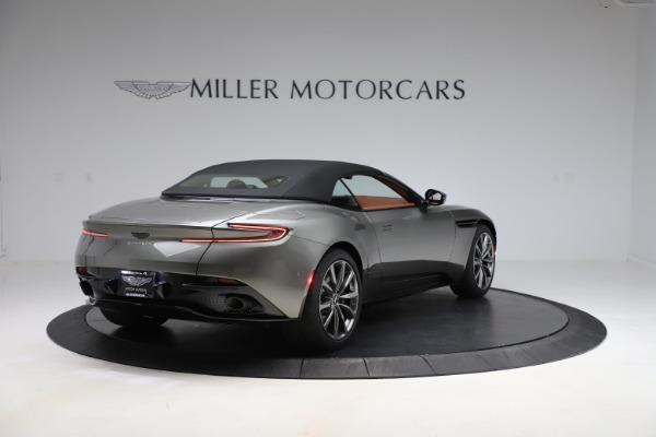 New 2020 Aston Martin DB11 Volante Volante for sale $264,266 at Bentley Greenwich in Greenwich CT 06830 24