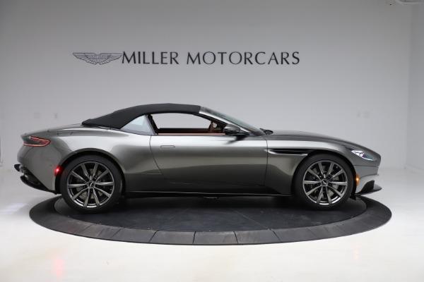 New 2020 Aston Martin DB11 Volante Volante for sale $264,266 at Bentley Greenwich in Greenwich CT 06830 27