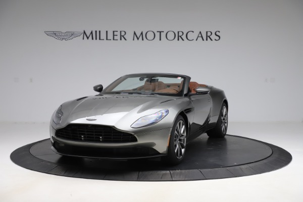 New 2020 Aston Martin DB11 Volante Volante for sale $264,266 at Bentley Greenwich in Greenwich CT 06830 3