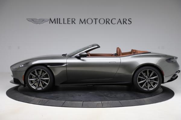 New 2020 Aston Martin DB11 Volante Volante for sale $264,266 at Bentley Greenwich in Greenwich CT 06830 4
