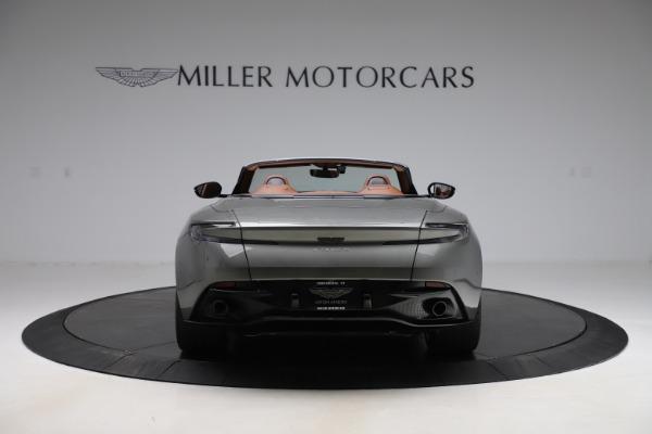New 2020 Aston Martin DB11 Volante Volante for sale $264,266 at Bentley Greenwich in Greenwich CT 06830 7