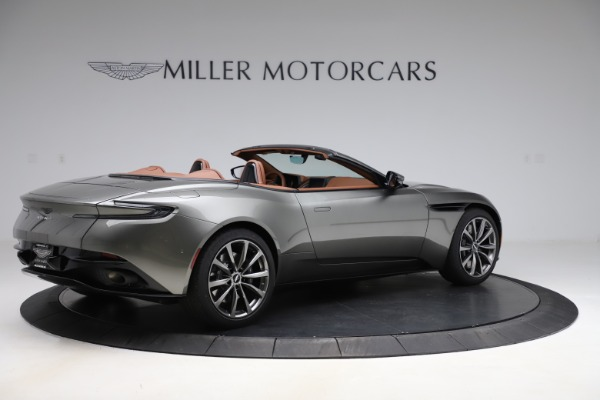 New 2020 Aston Martin DB11 Volante Volante for sale $264,266 at Bentley Greenwich in Greenwich CT 06830 9