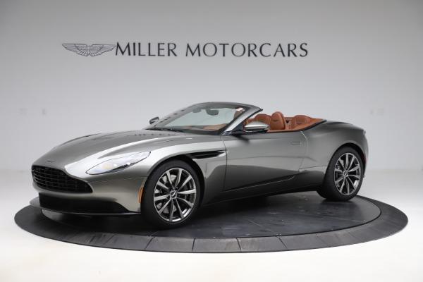 New 2020 Aston Martin DB11 Volante Volante for sale $264,266 at Bentley Greenwich in Greenwich CT 06830 1