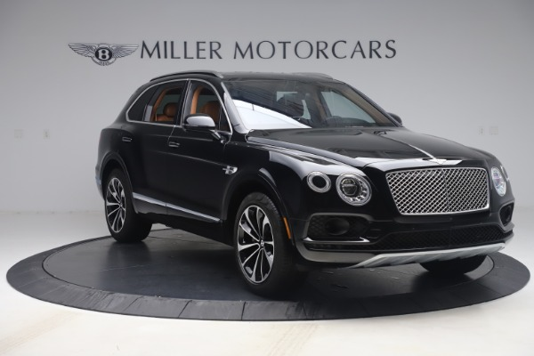 Used 2017 Bentley Bentayga W12 for sale $149,900 at Bentley Greenwich in Greenwich CT 06830 12