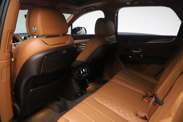 Used 2017 Bentley Bentayga W12 for sale $149,900 at Bentley Greenwich in Greenwich CT 06830 19