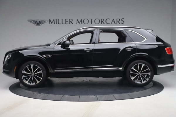 Used 2017 Bentley Bentayga W12 for sale $149,900 at Bentley Greenwich in Greenwich CT 06830 3