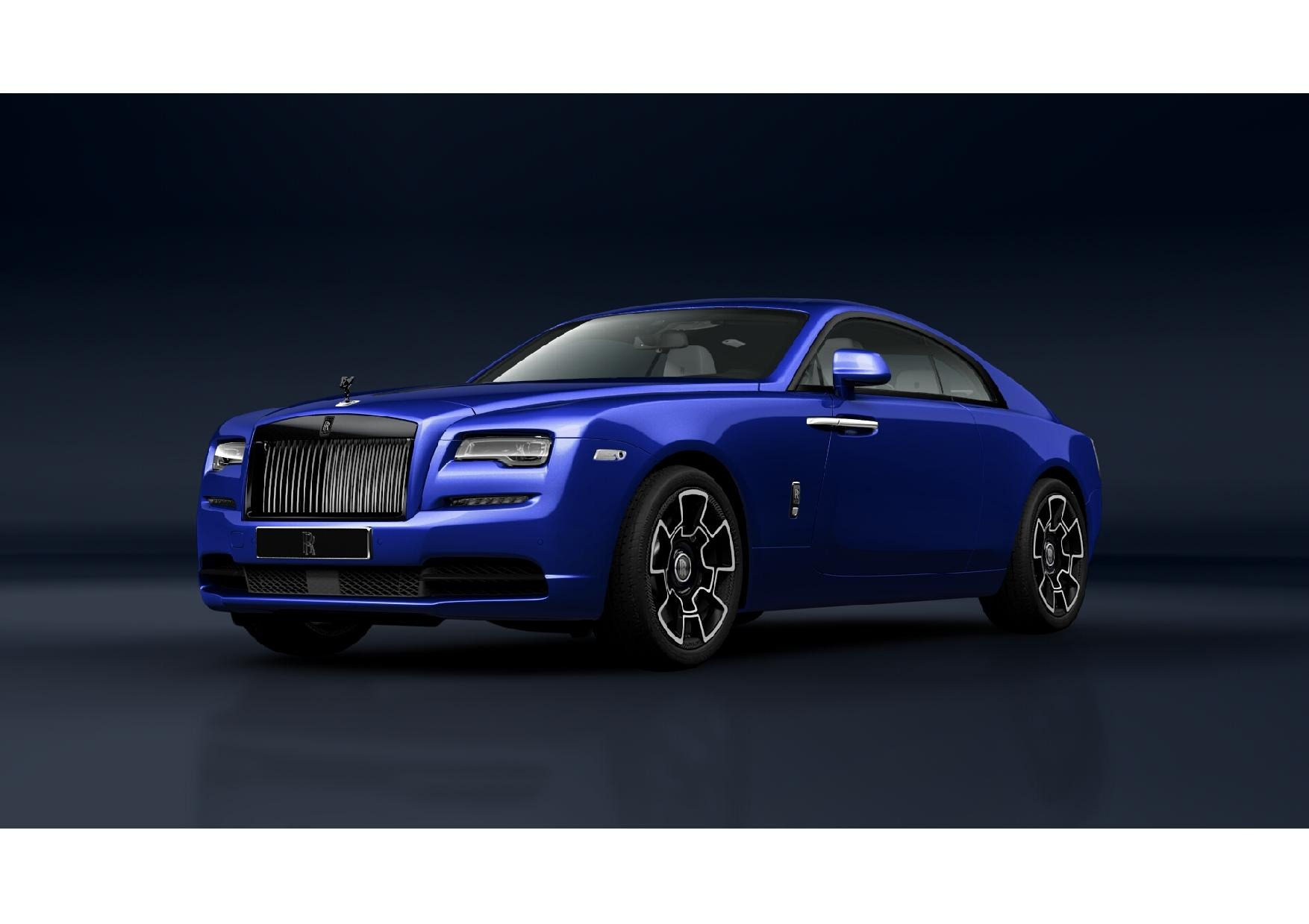New 2019 Rolls-Royce Wraith Black Badge for sale $450,050 at Bentley Greenwich in Greenwich CT 06830 1