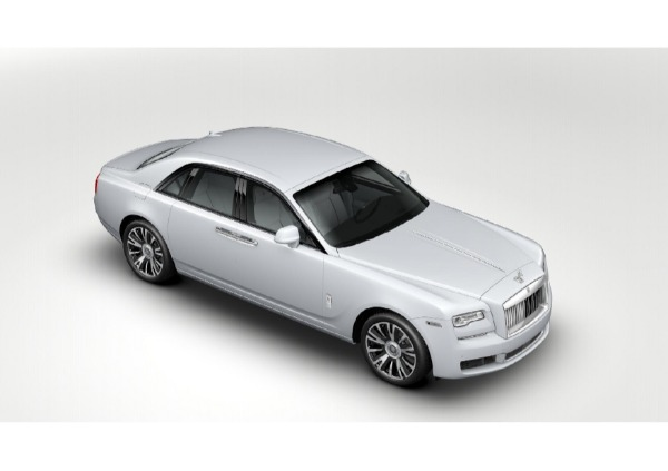 New 2019 Rolls-Royce Ghost for sale $428,900 at Bentley Greenwich in Greenwich CT 06830 2