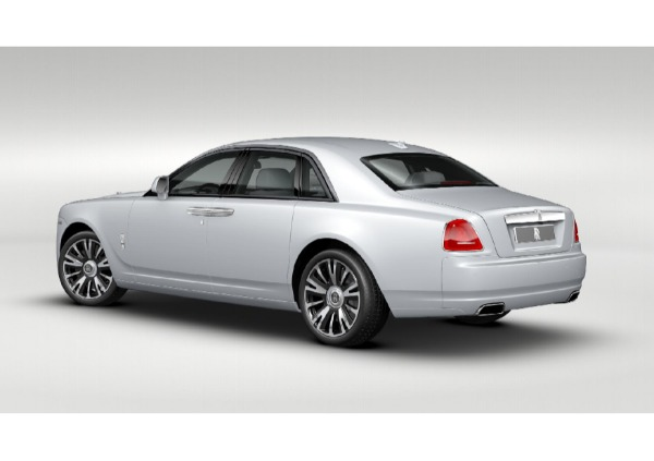 New 2019 Rolls-Royce Ghost for sale $428,900 at Bentley Greenwich in Greenwich CT 06830 3