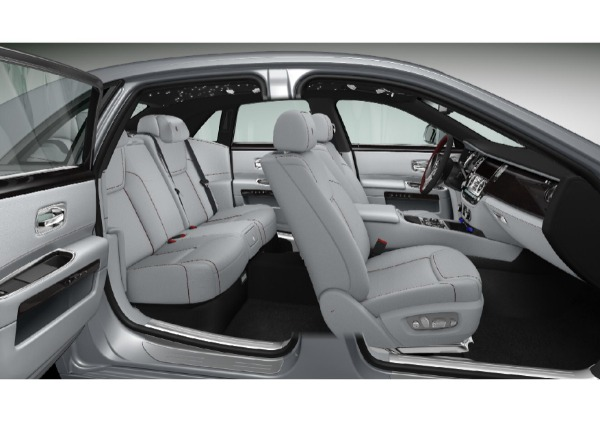 New 2019 Rolls-Royce Ghost for sale $428,900 at Bentley Greenwich in Greenwich CT 06830 8