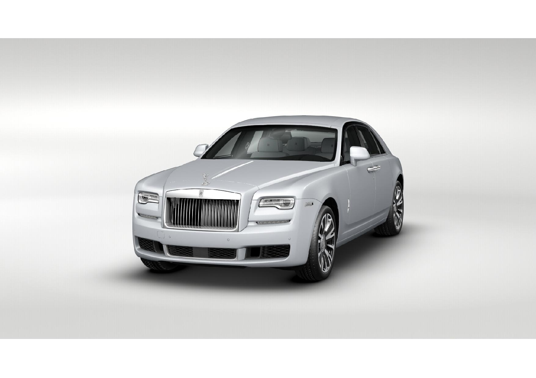 New 2019 Rolls-Royce Ghost for sale $428,900 at Bentley Greenwich in Greenwich CT 06830 1