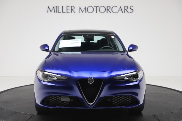 New 2020 Alfa Romeo Giulia Ti Q4 for sale $49,245 at Bentley Greenwich in Greenwich CT 06830 12