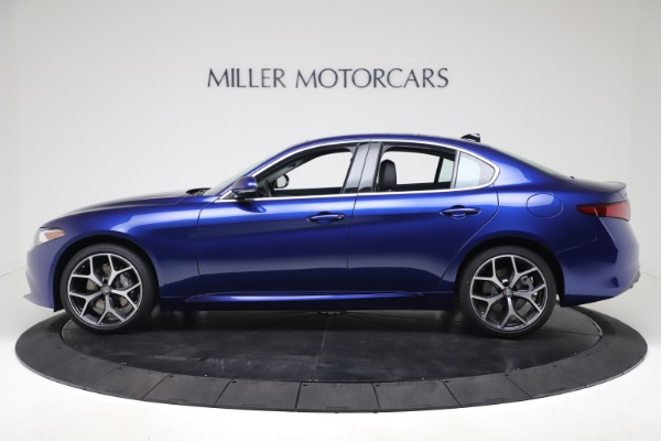 New 2020 Alfa Romeo Giulia Ti Q4 for sale $49,245 at Bentley Greenwich in Greenwich CT 06830 3