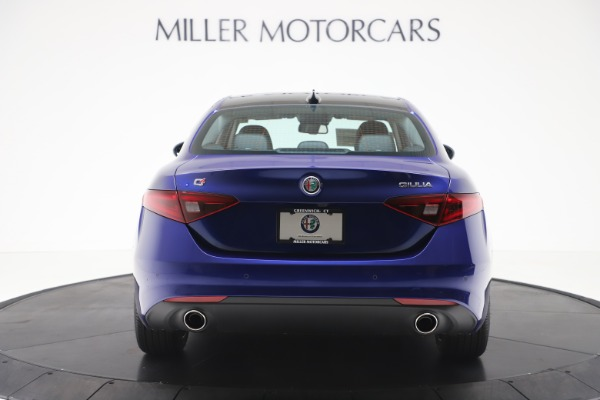 New 2020 Alfa Romeo Giulia Ti Q4 for sale $49,245 at Bentley Greenwich in Greenwich CT 06830 6